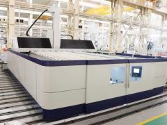 沈阳机床研发的复全材料顺利通过客户验收